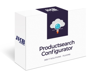 Shopware Productsearch Configurator
