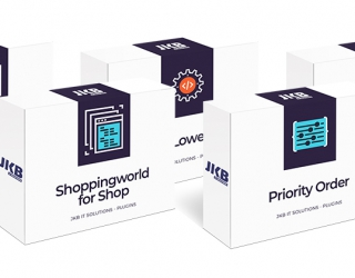 Shopware plugins. New products at JKB IT Solutions